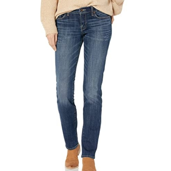 Lucky Brand Denim - Lucky Brand Straight N Sweet Jeans
